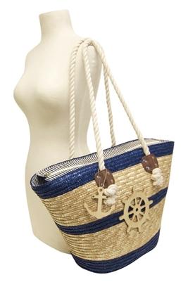 bulk beach bag nautical los angeles wholesale