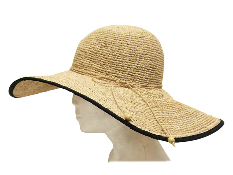 9af3fafb Organic Raffia Straw Hats Wholesale | Wholesale Straw Hats & Beach Bags