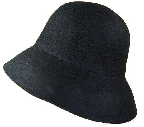 California Wholesale Hat Distributor Long Brim Felt Bucket Hat-Dynamic Asia