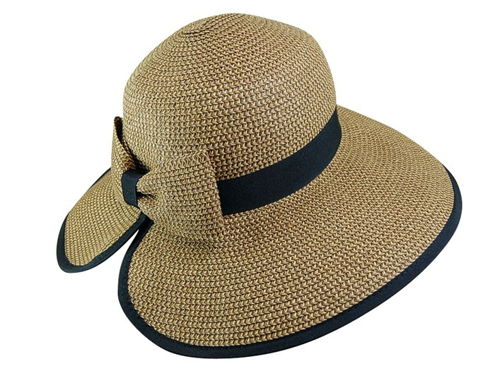 California Wholesale Hat Distributor Los Angeles Manufacturer- Dynamic Asia Straw Sun Hat