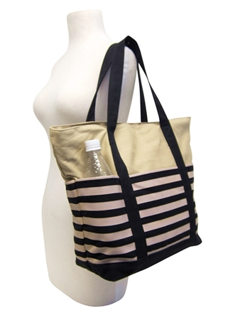 wholesale accessories usa Canvas Beach Bags