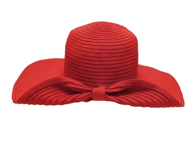 Crusher Hat Wholesale Red