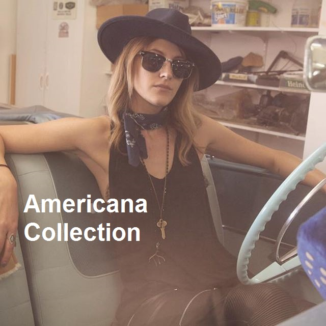 Dynamic Asia - Americana Collection