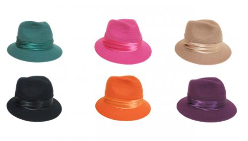Girls Hats Wholesale Wool Felt Hat Fedora Winter Fedora Hats- Dynamic Asia