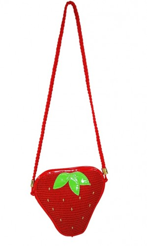Girs Wholesale Bags Cute Strawberry Shaped Purse- Dynamic Asia
