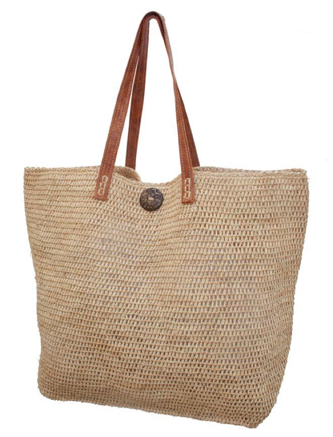 wholesale canvas beach bags - Wholesale Straw Hats   Beach Bags 39d10aa6035fd