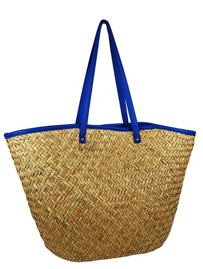 Large Seagrass Beach Tote-Dynamic Asia. Beach bags from California wholesale  ... df121e5648d40