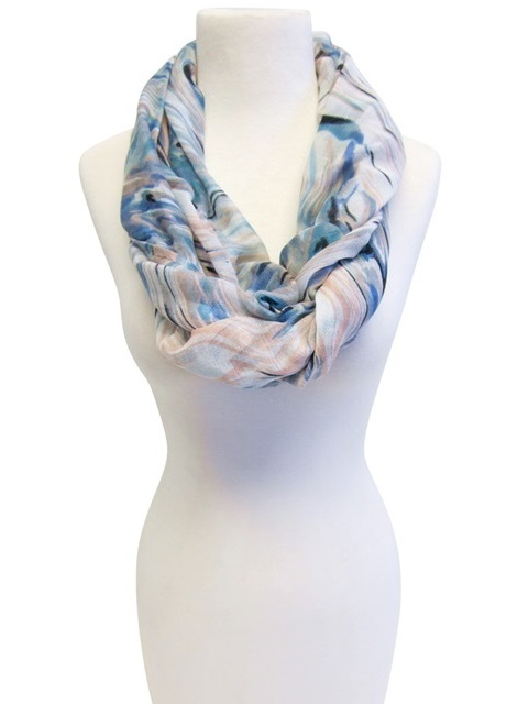 As an infinity scarves manufacturer we sell infinity scarves for all  Shredded Infinity Scarves Wholesale