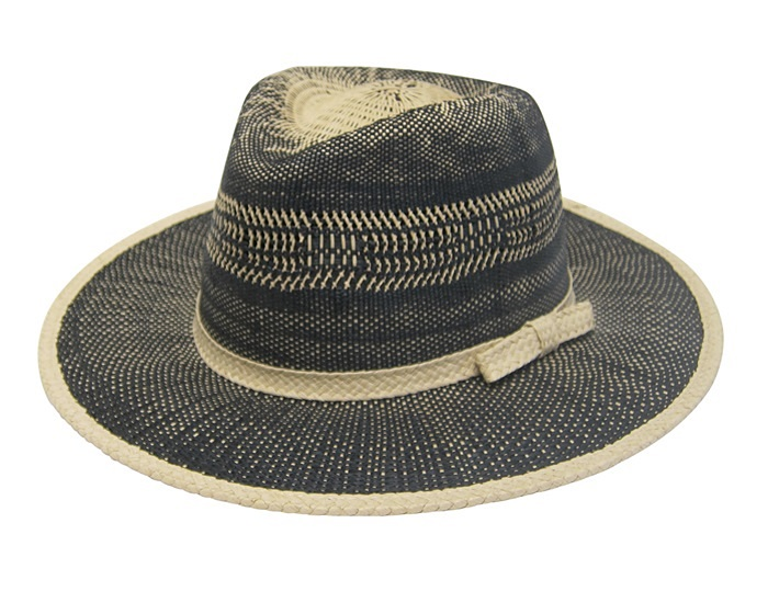 Obre Toyo Wide Brim Fedora Summer Hats 2015-Dynamic Asia