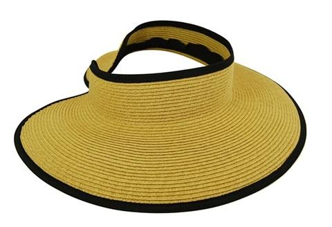 Roll-Up Sun Visor Sun Hats-Dynamic Asia