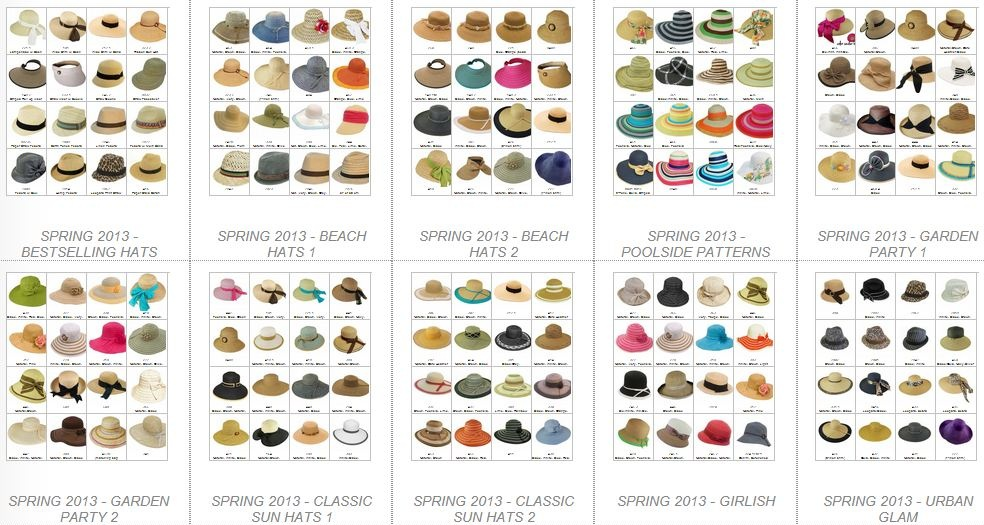 Spring And Summer 2013 Fashion Wholesale Linesheets