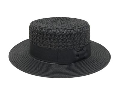 Straw Skimmer Hat Wholesale