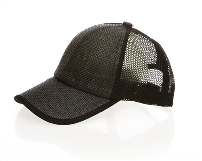 Straw Trucker Cap Ladies Hat Wholesale