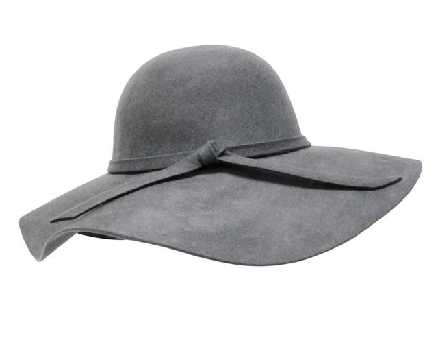 Summer Felt Hats Wholesale Wide Brim Floppy Hat-Dynamic Asia Light Grey  Floppy Hat e346c9835d82