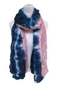 Tie-Dyed Scarf Summer Wholesale Los Angeles