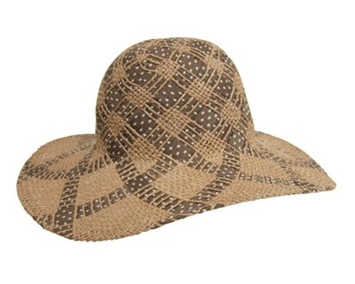 UV Hats Wholesale Handwoven Straw sun hat