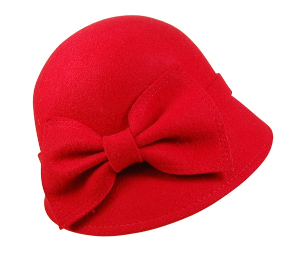 Wholesale Hat Distributor Cloche w:Bow-Dynamic Asia