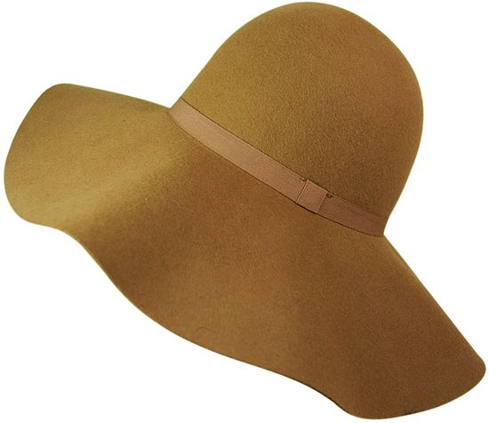 Wholesale Hat Distributor Wool Floppy Hat-Dynamic Asia