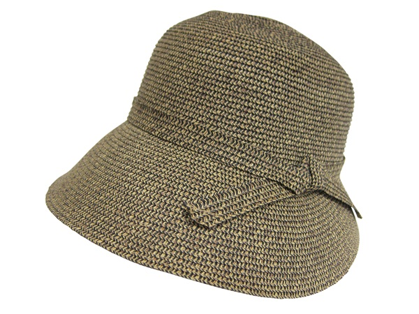 Wholesale Straw Cloche with Long Brim- Dynamic Asia