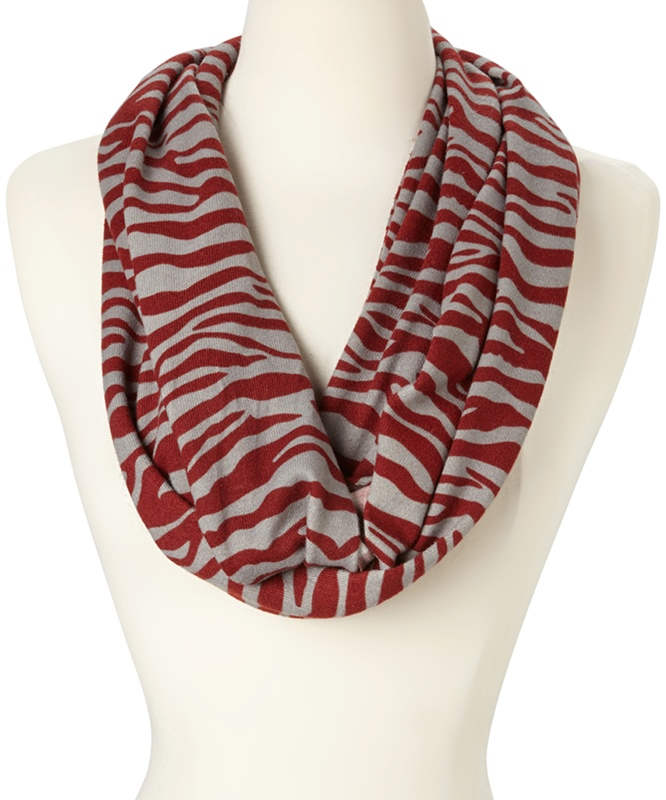Wholesale Winter Infinity Scarves Zebra Print ScarfDynamic Asia Shredded Infinity Scarves Wholesale