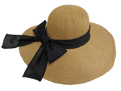 Womens Wholesale Wide Brim Straw Hat