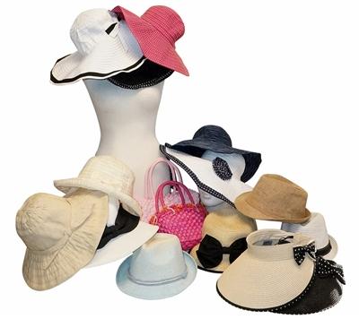 bulk sun hats at wholesale pricing