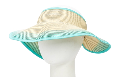 bulk sun visors - Wholesale Straw Hats   Beach Bags d08854bc90f