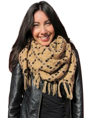 bulk winter scarves for sale