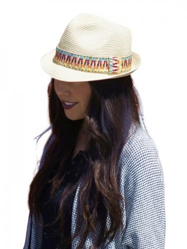 buy wholesale fedoras hats straw ladies fashion accessories