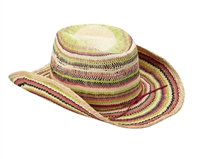 colorful wholesale cowboy hat