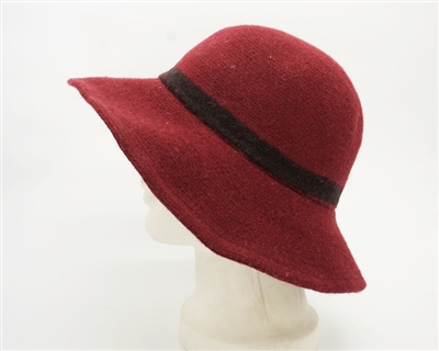 floppy-winter-hats-wholesale-red-christmas