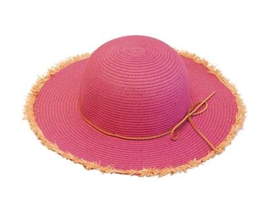 girls beach hats