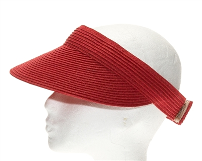 fb2c123a4 tennis visors wholesale - Wholesale Straw Hats & Beach Bags