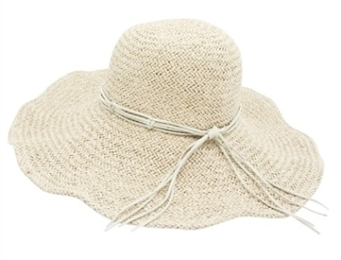 whole summer straw hat