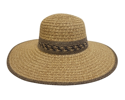 wholesale wide brim straw hats
