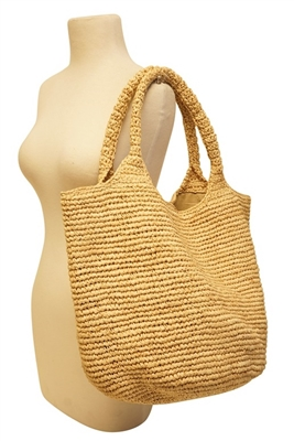 hobo bags wholesale natural straw