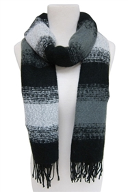 wholesale winter scarves thick knit