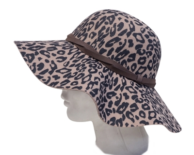 ladies-hats-wholesale-leopard-floppy-hat