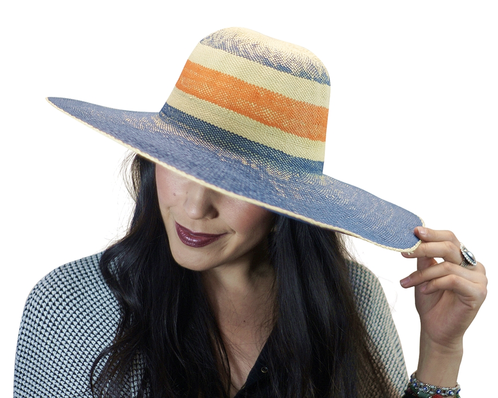 89896bd3a1df wholesale wide brim hats - Wholesale Straw Hats   Beach Bags