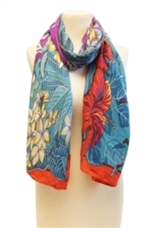 Wholesale Hawaiian Style Sarongs And Scarves Wholesale