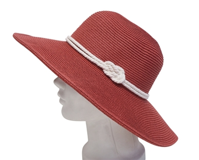 red-hats-wholesale-womens-straw-hat