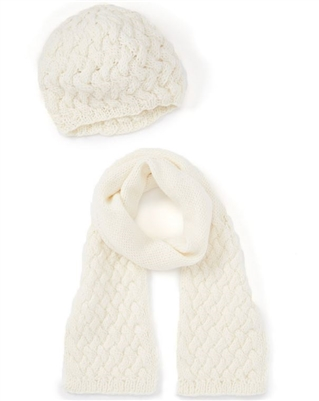 scarves and hat sets wholesale for winter