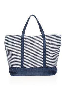 striped wholesale beach totes