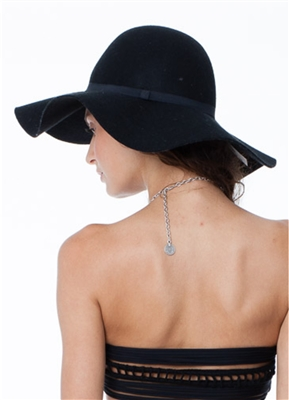 stylish floppy hats