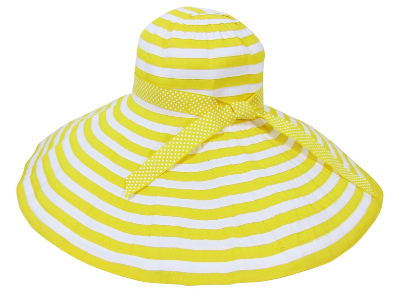 upf hats wholesale crushable striped hat- Dynamic Asia