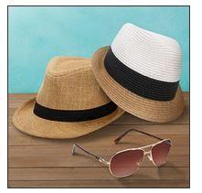 wholesale beach fedora hats