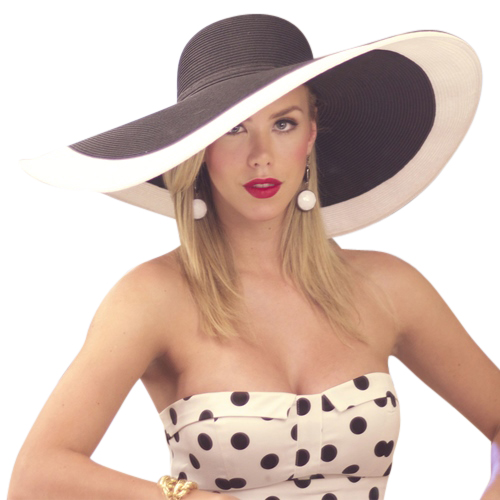 wholesale derby hats from los angeles - model fashion blogger kier mellour