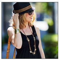 wholesale fedoras hats black hat with kier mellour