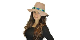 wholesale floppy hats safari panama felt - model Cazzy G