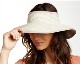 0a9b306e Wholesale Sun Visors - Straw Hats | Wholesale Straw Hats & Beach Bags